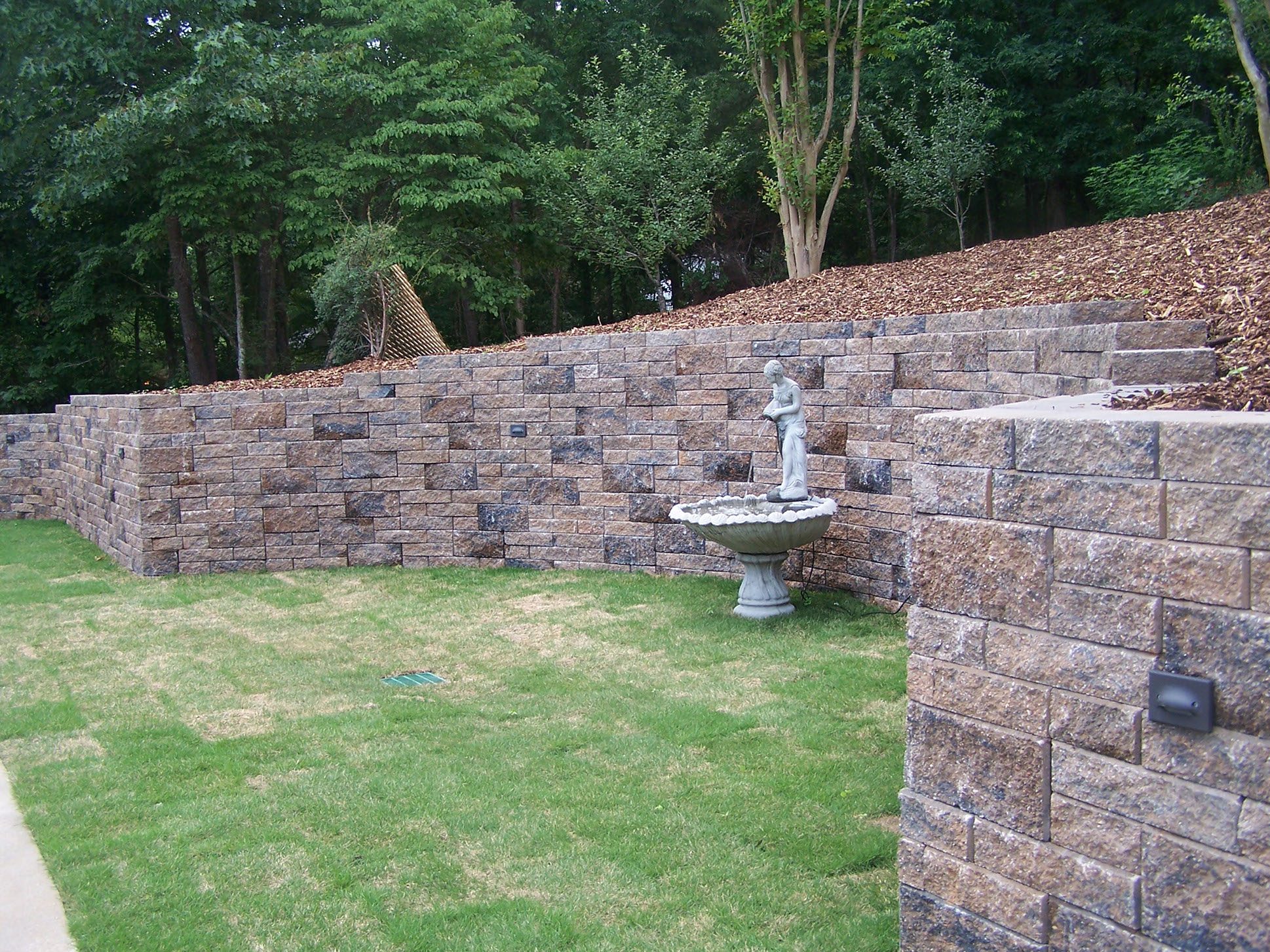 Home Geostone Retaining Wall Systems Inc