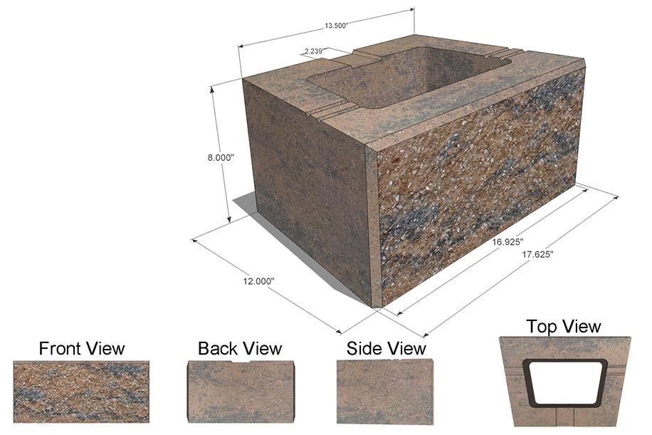 Modular Retaining Walls | GeoStone Modular Retaining Walls